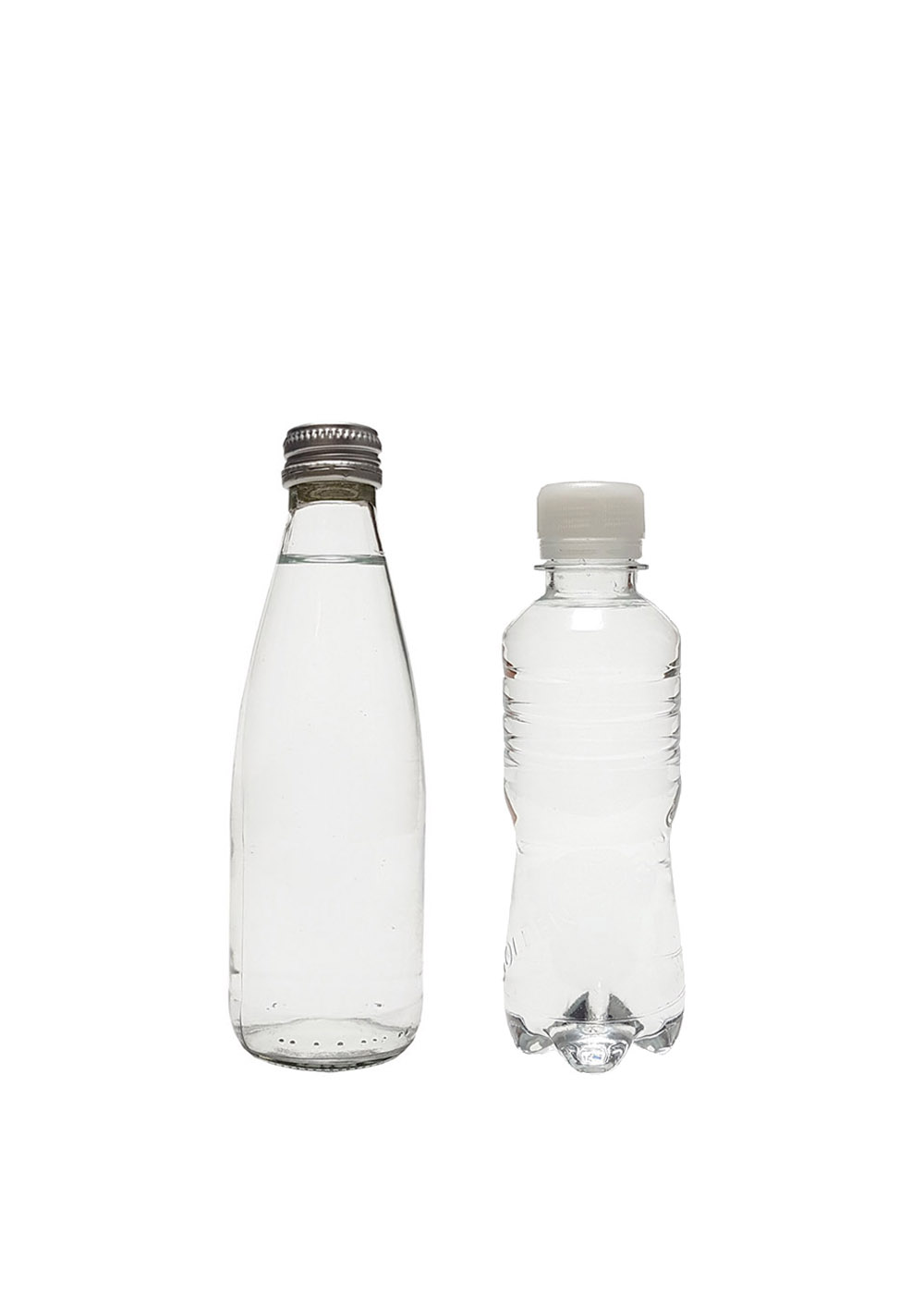 Steklo / PET Voda, Promovoda